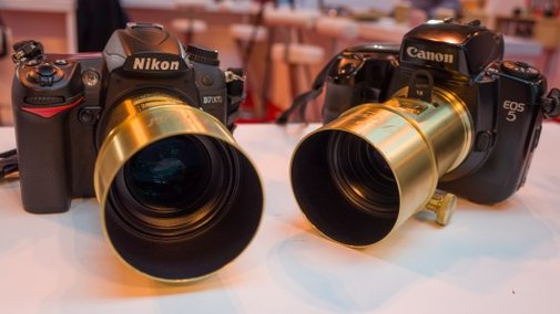Hands-on: Lomography New Petzval Art Lens
