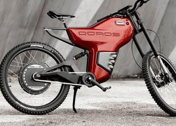 Qoros Ebique Concept Bike - Necessary Coolness