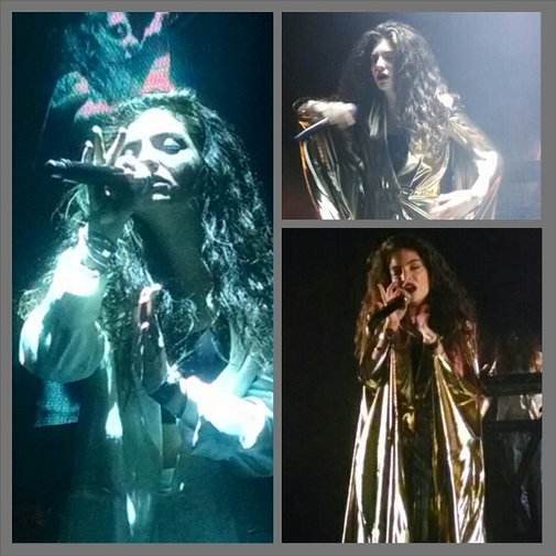 Lorde in Concert: A Non-Review : 101 or Less