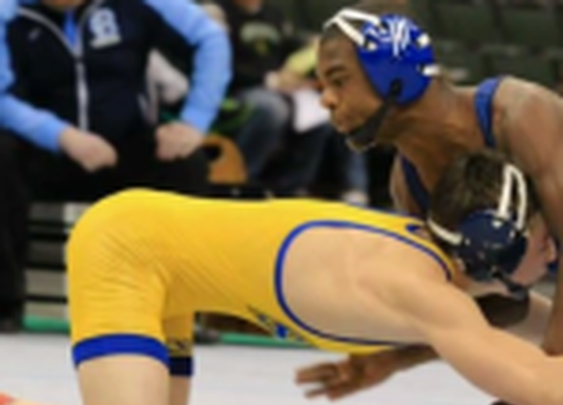 Wrestler Malik Stewart Lost The State Championship, But Won Admiration