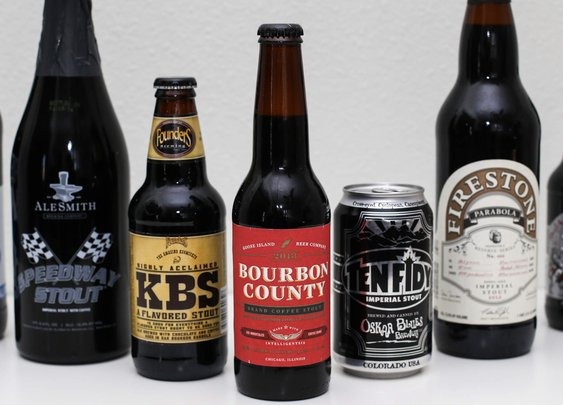 The Best Stouts - Beer Ranking - Thrillist Nation