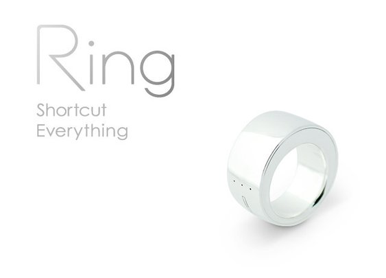The Ironman Ring:Kickstarter - Control Everything with Gestures