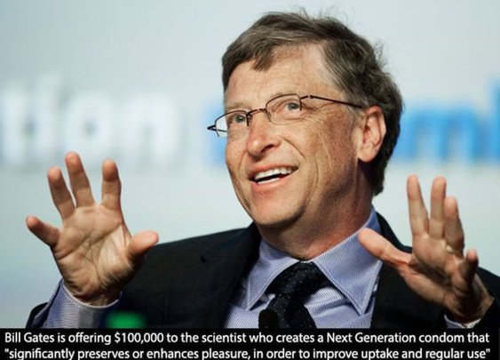 15 Reasons Why Bill Gates is an Awesome Human Being