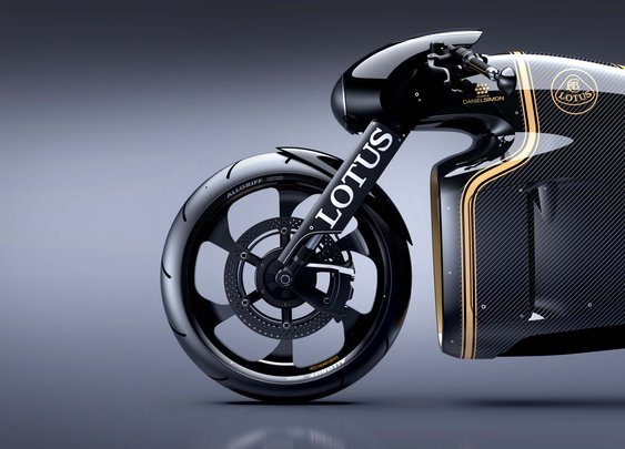 Lotus Releases Performance Motorcycle