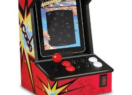 Amazon.com: ION iCade Arcade Cabinet for iPad: Video Games