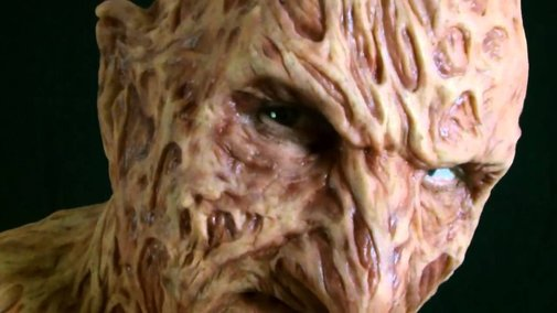 Amazing Freddy silicone mask!!!!