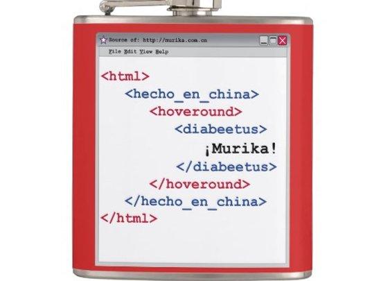 American HTML - 'Merica