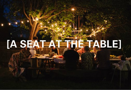 A Place at the Table | My Story.