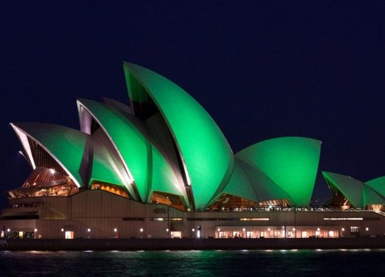St. Patrick's Day in Australia