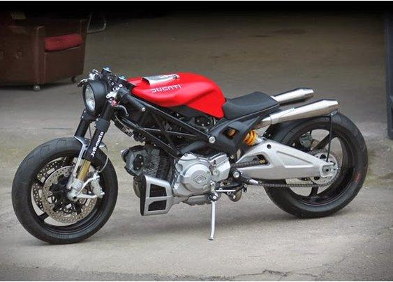 Ducati Flat Red 2 by JvB-Moto