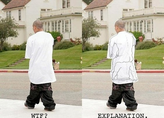 Sagging Pants Explained