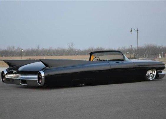 Custom 1960 Cadillac Deville