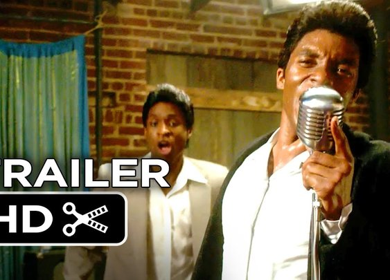 Get On Up Official Trailer - James Brown Biography