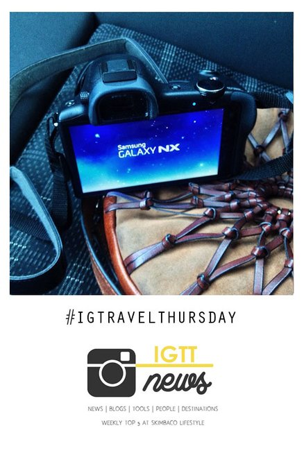 """""""Pure"""" Instagram Photography & Samsung Galaxy NX for Instagram Travel Photos"""