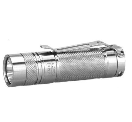 Best EDC Flashlight 2014 - Eagletac D25 Clicky Titanium - Best Tactical Flashlight Guide