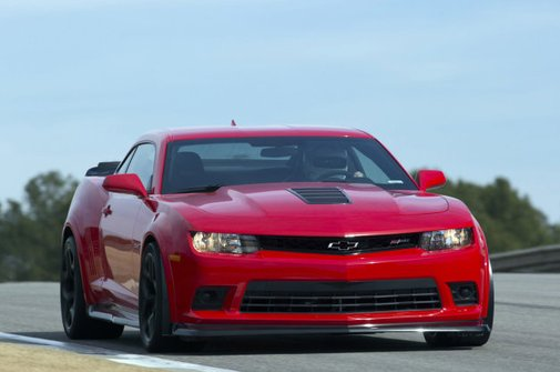 Camaro Z/28 is so grippy GM had to find way to keep tires from slipping on wheels - Autoblog