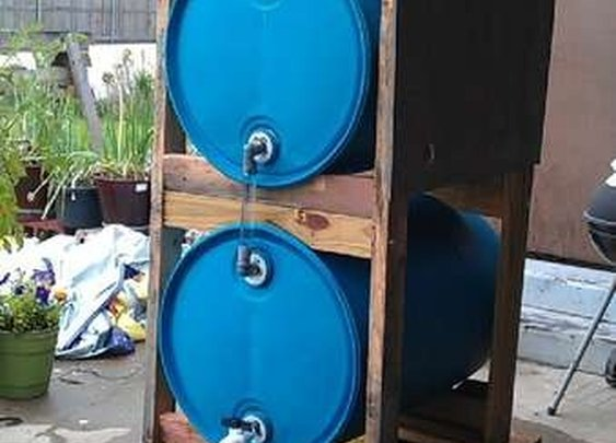6 Rainwater Collection Systems - Craft Like This