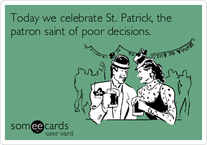 The Seven Types Of People Who Celebrate St. Patrick's Day