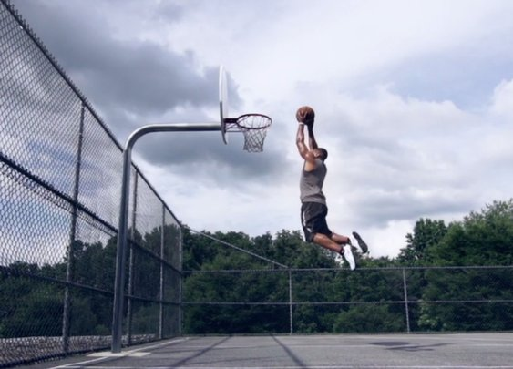 """How a 5'5"""" Basketball Player Trained Himself to Dunk - The Atlantic"""