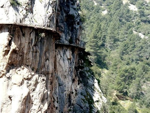 This is the Most Dangerous Trail on Earth. Where Does it Lead?