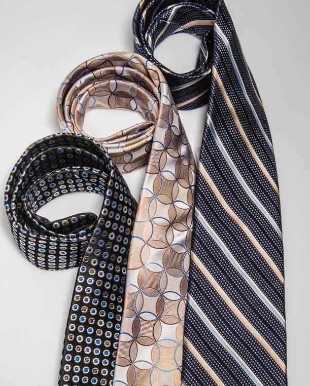 Black & Blue ties