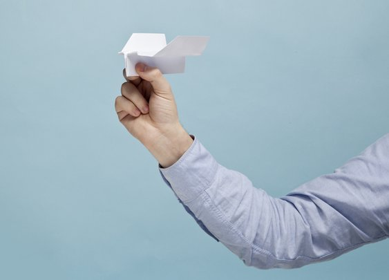HOW TO: Make the Best Paper Airplane (Ever)