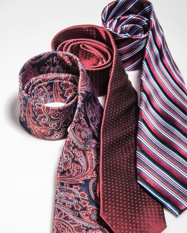 Red ties