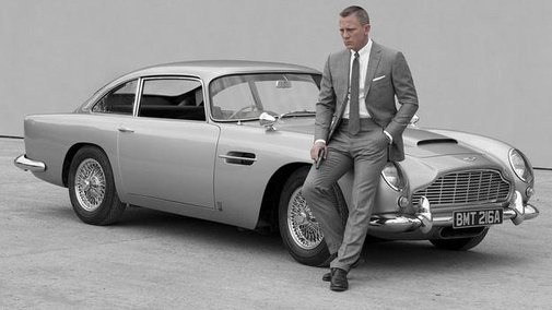 BBC - Culture - Bond in Motion: 007's 10 best cars