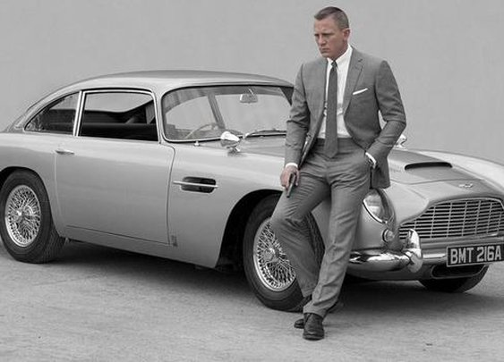 Bond in Motion: 007's 10 best cars
