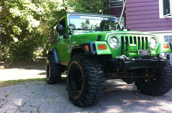 Mean Green TJ