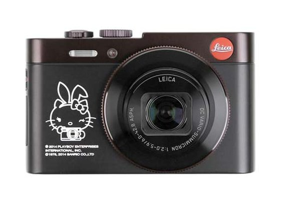 Leica X Hello Kitty X Playboy for Colette