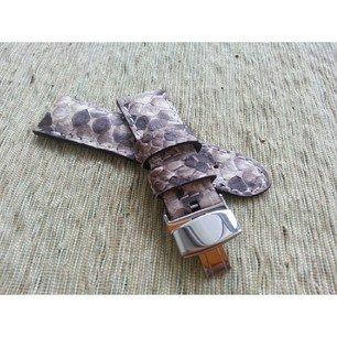 Python watch strap. Custom order.