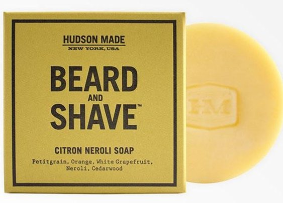 Hudson Made Artisan Shave Soap