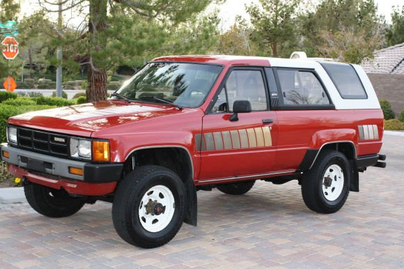 Clean 1984 Toyota 4Runner | Bringatrailer.com