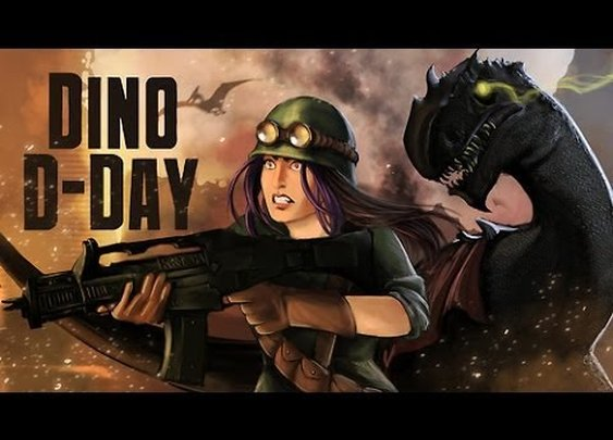 NAZI DINOSAURS? | Dino D-Day w/Dan,Dlive,Dave and Jack - YouTube