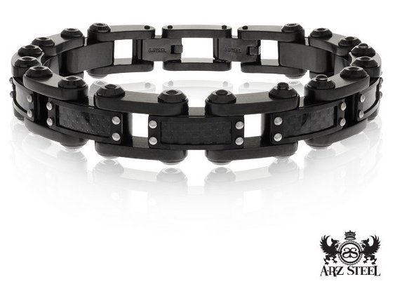 A.R.Z Stainless Steel Bracelet for men