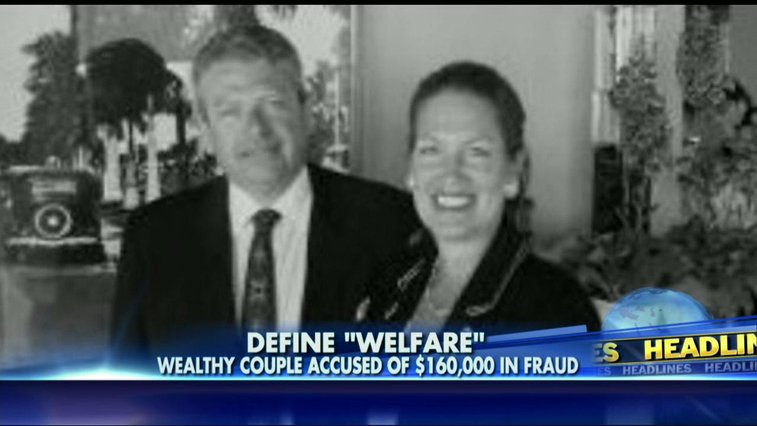 Minnesota Couple Andrea and Colin Chisholm Who Lived on Yacht Accused of Welfare Fraud | Fox News Insider