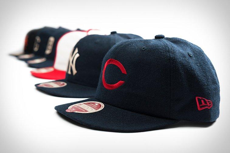 New Era Heritage Caps | Uncrate