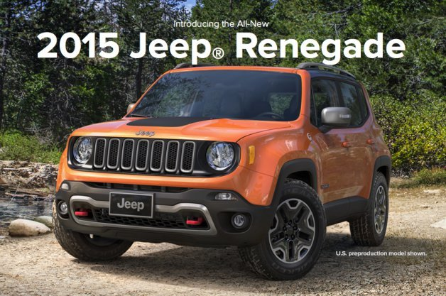 Jeep Renegade pricing to start at $18,595? [UPDATE] - Autoblog