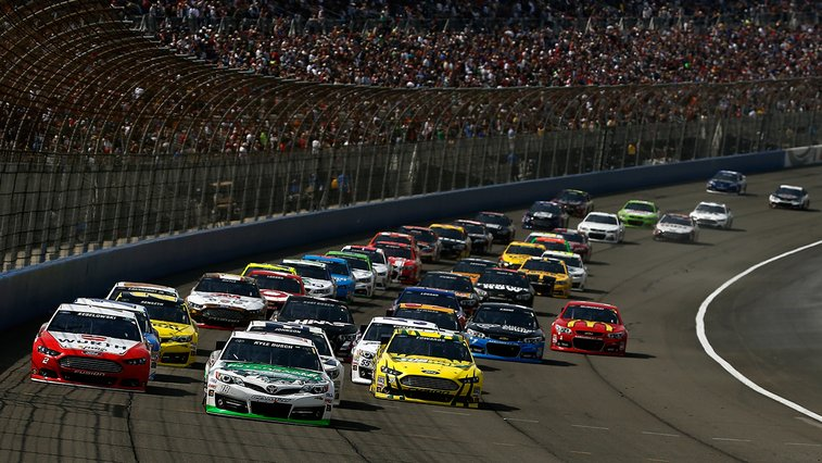Texts From Last Race: What went down after Sunday's race in California | FOX Sports on MSN