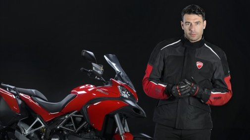Ducati announces wireless airbag jackets for riders and passengers