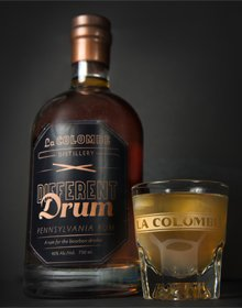 Different Drum Pennsylvania Rum