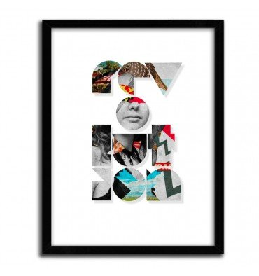 #print REVOLUTION by ALI GULEC - artandtoys.com