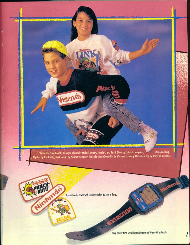 """The 18 Raddest Pages From The 1990 """"World Of Nintendo"""" Catalog"""