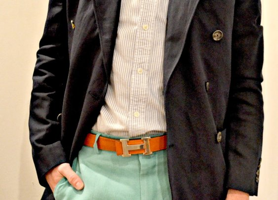 Thinking Spring with Ralph Lauren
