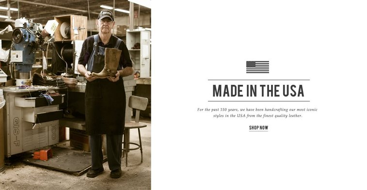 The Frye Company (Boots and Leather goods)