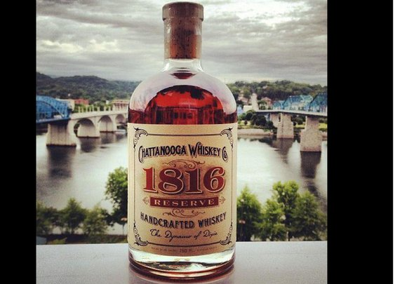 Chattanooga Whiskey coming home.
