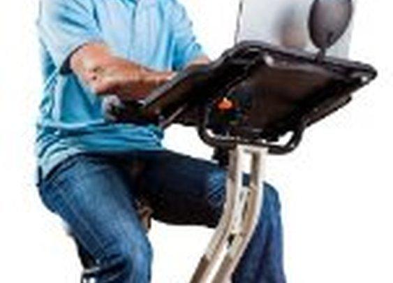 FitDesk FDX 2.0 Desk Exercise Bike