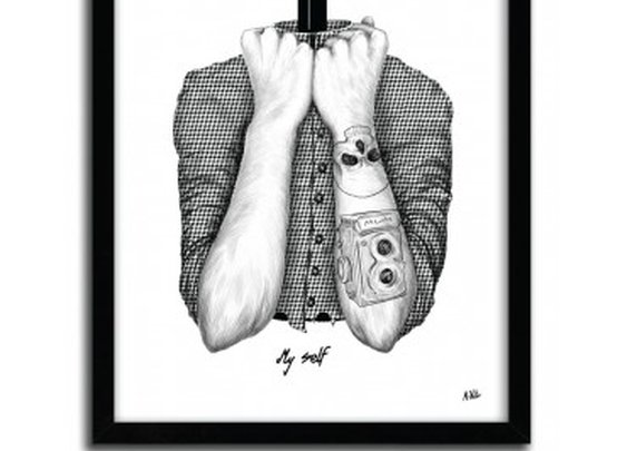 MYSELF by Mr Walter - artandtoys.com