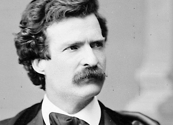 How Mark Twain became Mark Twain